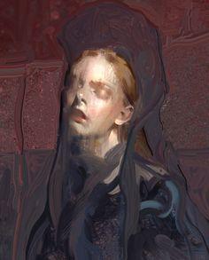 Kai Fine Art is an art website, shows painting and illustration works all over the world. Portrait Art, Portraits, Art Inspo, Painting Inspiration, Historical Art, Renaissance Art, Pretty Art, Art Sketchbook, Aesthetic Art