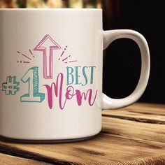 Mother's Day is approaching fast! Mom will love this new coffee mug. Shop at www.juliebluet.com or www.etsy.com/shop/JulieBluet