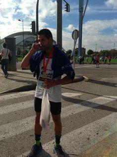 Reto superado #MaratonValencia