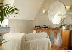 glam spa treatment rooms - Google Search