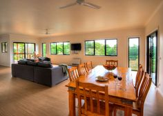 Mount Christopherson Retreat provides group accommodation on NSW mid North Coast for up to 12 individuals or up to 5 couples. Overlooking the Dorrigo Plateau, this self contained accommodation is secluded and private in 8 acres of beautiful country gardens.... Read More