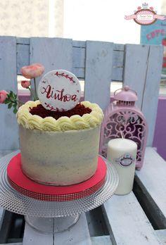 Las tartas Red Velvet son una opción elegante y sabrosa para cualquier evento especial 😍