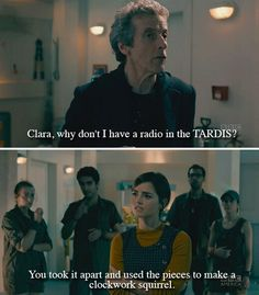 The 12th Doctor ladies and gentlemen