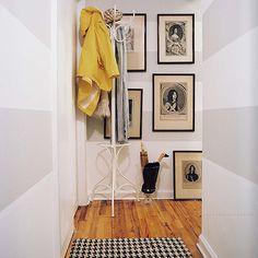 Horizontal Stripes on Walls