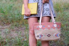 Conscious Shop Collective x fair trade bags from Manos Zapotecas