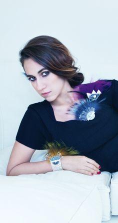 Delfina Delettrez nous parle de sa collection pour Fendi
