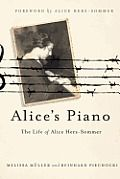 "Alice Herz-Sommer was born in Prague in 1903. A talented pianist from a very early age, she became famous throughout Europe; but, as the Nazis rose to power, her world crumbled. In 1942, her mother was deported to the Theresienstadt concentration camp and vanished. In 1943, Alice, her husband and their six-year-old son were sent there, too. In the midst of horror, music, especially Chopin's Etudes, was Alice's salvation. Theresienstadt was a ""show camp""...."