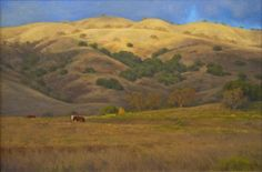 Google Image Result for http://christopherqueengallery.com/wp-content/uploads/Figone-Last-Light-at-Grants-Ranch_s.jpg