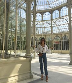 Last stop in Madrid ❤ @massimodutti #thecallmadrid #dressedindutti