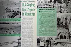 La historia sobre cómo Afganistán ha monopolizado la producción de opio, comienza en 1946 con la llegada al país de un grupo de ingenieros estadounidenses.
