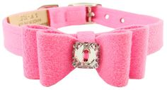 Jeweled Dog Collars- Tiny Dog Collars, Designer Dog Accessories