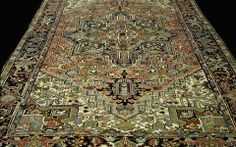 Beautiful Antique Area Rug