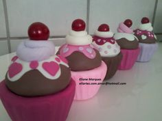 Cup Cake Biscuit