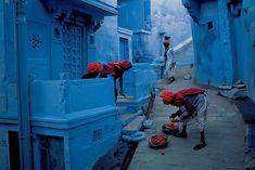 Jodhpur, India   The Blue City