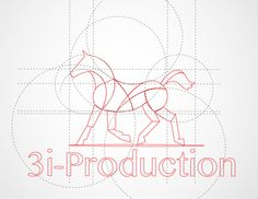 3i logo, Physical branding by abed marzouk, via Behance