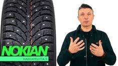 Nokian Hakkapeliitta 9 Шип На Шипе Шипом Погоняет. Обзор Игорь Бурцев