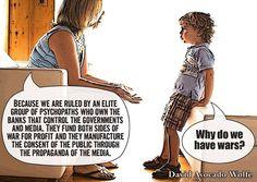 A mami, proč jsou války?