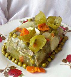 Di gotuje: Galaretka z żołądków drobiowych