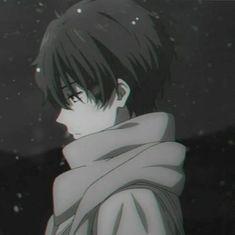 Cool Anime Guys, Handsome Anime Guys, Sad Anime, Anime Shadow, Grim Reaper Art, Sad Drawings, Trash Art, Anime Akatsuki, Hyouka