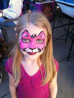 Face Painting at the Texas State Fair