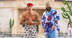 "DJ Khaled has shared the video for his all-star single, ""I'm The One."" The song boasts features from Justin Bieber, Chance the Rapper, Lil Wayne and Quavo from Migos and executive production from Khaled's son, Asahad. The opulent visual seen below finds the squad stunting outside a lavish mansion, with fellow Migos member Offset and Takeoff …"