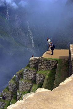 La cité de Machu Picchu à Cusco au Pérou. atypika.ca