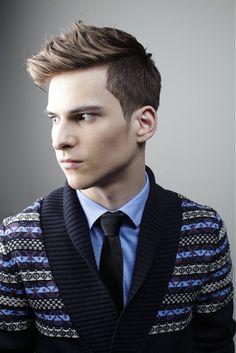 Hairstyle leuke jongen #hair #hairstyle