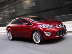 Ford Fiesta Sedan Photo