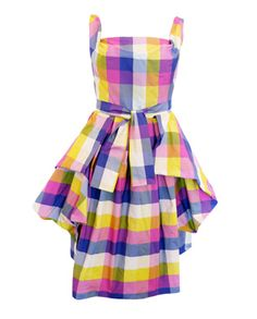 Bale Sunday Dress by Vivienne Westwood: Pretty perfection only Vivienne Westwood can achieve. Love her and her daring designs.