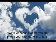 Now you belong to heaven lyrics - Mari Olsen - YouTube