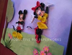 disney quilling patterns - Google Search