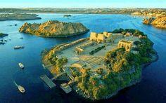 #ReasonsToVisitEgypt The wonderful Temples of Phila