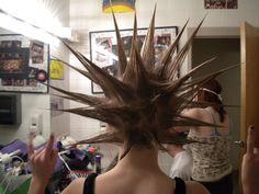 WOAH!!! EPIC HAIR!!
