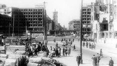 Kriegsende: Berlins vernarbte Wunden
