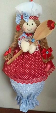 Patchwork Cocina ideas kitchens 27 great ideas The actual Fall/Winter vogue shown at Paris Patchwork Baby, Crazy Patchwork, Craft Projects, Sewing Projects, Projects To Try, Doll Crafts, Sewing Crafts, Plastic Bag Holders, Soft Sculpture