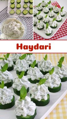 Turkish Recipes, Ethnic Recipes, Ceviche, Food And Drink, Appetizers, Pasta, Drinks, Desserts, Salads