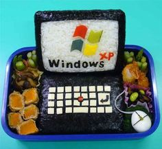 Lunchboxes for Geeks. | Cute Bento | CutestFood.com