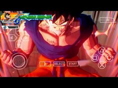 Psp, Dragon Ball Z, Menu, Neon Signs, Graphics, Dragons, Dragon Dall Z, Menu Board Design, Charts