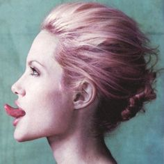 Angelina Jolie Cotton Candy Coloured Hair - Pastels - Page 24 - the Fashion Spot