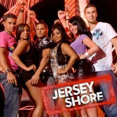 Jersey Shore theme party