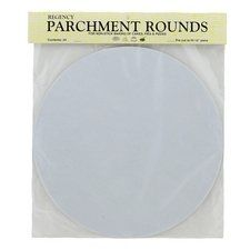 Regency Wraps RW1112 Round Parchment Paper 12Inch White Set of 24 *** You can find more details by visiting the image link.