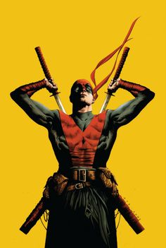 Deadpool Pulp #3 (2010) - Jae Lee
