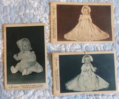 Lote de postales publicitarias Quique, hermanito de Malibú, años 40