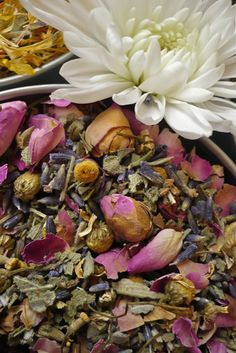 Who doesn't love nervines? You know, that relaxing category of herbs, so effective at soothing the mind, emotions and body. Some herbs like lavender and chamomile invoke tranquility through their p...