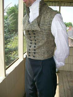 Living with Jane: Regency Gentlemen Outfits