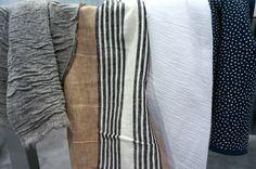 #FashionSnoops at #MAGIC, #SS17 trends on #WeConnectFashion. Mood fabrics: RAW COAST