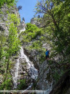 15 cascade memorabile din Romania - Aventura in Romania Romania Tourism, Bali, Waterfall, Outdoor, Sport, Prague, Impressionism, Travertine, Outdoors