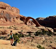 Katie Wanders : Dog Friendly! Corona and Bowtie Arch - Moab, Utah