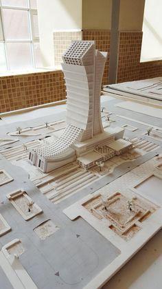Model, Architecture Department / University of Sulaimani