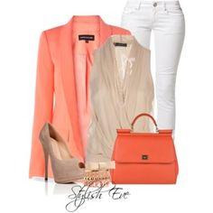 Blazer Outfits!